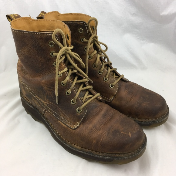 36a76f62798 Dr. Martens Other - Dr Martens Boots Jasper ranger 8 eye brown leather